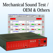 Mechanical Sound Test / OEM & Others